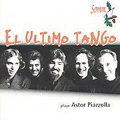 El Ultimo Tango Plays Astor Piazzolla