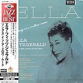 Ella Fitzgerald: Songs In Mellow Mood
