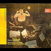 V&#225;clav Talich Special Edition Vol 7 -Dvor&#225;k: Symphonic Poems
