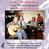 Mac Wiseman: Precious Memories