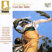 250 Years - Mozart: Cos&igrave; fan tutte / Kuijken, et al