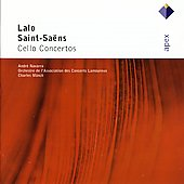 Saint-saens: Cello Concerto No.1/Lalo: Cello Concerto