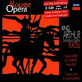 Purcell: King Arthur (Complete), Indian Queen