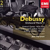 Gemini - Debussy: Orchestral Works Vol 2 / Martinon, ORTF Orchestra@