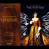 Grand Tier - Bellini: I Puritani / Muti, Pavarotti, Freni, Bruscantini