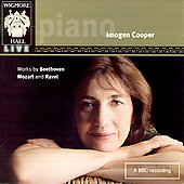 Beethoven, Mozart, Ravel / Imogen Cooper