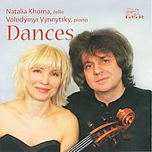 Dances - Brahms, Chopin, Falla, etc / Natalia Khoma, Volodymyr Vynnytsky