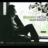 Brahms - Viola / Rysanov, Apekisheva, Katsnelson, et al
