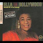 Ella Fitzgerald: Ella in Hollywood: Live at the Crescendo [Digipak]