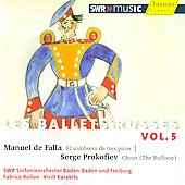 Les Ballets Russes Vol 5 / Karabits, Bollon, et al