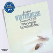 Schubert: Winterreise; Piano Sonata in C, D840