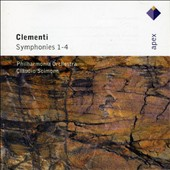 Clementi: Symphonies Nos. 1-4 [United Kingdom]