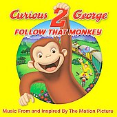 Various Artists: Curious George 2: Follow That Monkey