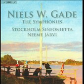 Niels W. Gade: Eight Symphonies [Box]