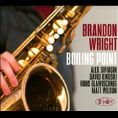 Brandon Wright: Boiling Point [Digipak] *