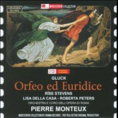Gluck: Orfeo ed Euridice