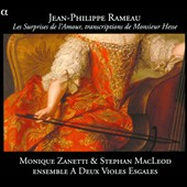 Jean-Philippe Rameau: Les Surprises de l'Amour