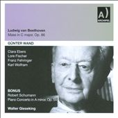 Beethoven: Mass in C major / G&uuml;nter Wand