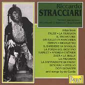 Riccardo Stracciari - Arias from Faust, La traviata, etc