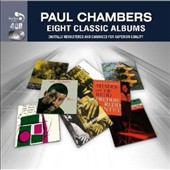 Paul Chambers: Eight Classic Albums
