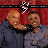 Gerald Albright/Norman Brown: 24/7