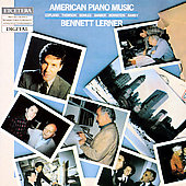 American Piano Music / Bennett Lerner