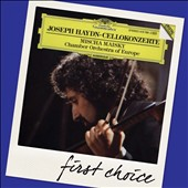 Joseph Haydn: Cello Concertos / Mischa Maisky, cello; Chamber Orchestra of Europe