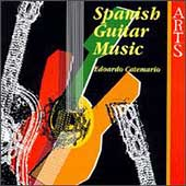 Spanish Guitar Music / Edoardo Catemario
