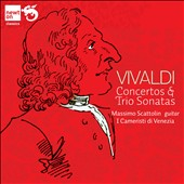 Vivaldi: Concertos; Trio Sonatas / I Cameristi di Venezia