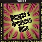Various Artists: Reggae's Greatest Hits, Vol. 5