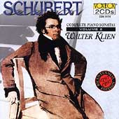 Schubert: Complete Piano Sonatas Vol 2 / Walter Klien