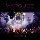 Various Artists: Marquee, Vol. 1 [Digipak]