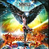 Phoenix Rising (Metal): MMXII: Fire & Ashes