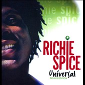 Richie Spice: Universal [Deluxe]