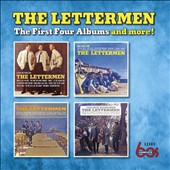 The Lettermen: The First Four Albums & More!