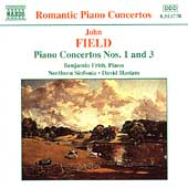Field: Piano Concertos no 1 & 3 / Frith, Haslam, et al