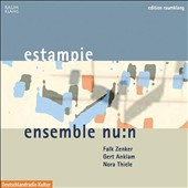 Estampie - instrumental music from the 13th century / Ensemble Nu:n