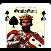 Gentle Giant: Power & The Glory (Mixed by Steven Wilson) [CD/Blu-Ray] [Digipak]