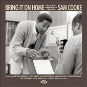 Various Artists: Bring It on Home: Black America Sings Sam Cooke