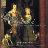 Two Upon a Ground / Susanna Pell, Charivari Agreable