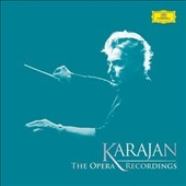 Karajan: The Opera Recordings - 25 operas in all including works by Mozart, Puccini, Verdi, Wagner, Bizet, Lehar & R. Strauss including 5 Salzburg performances & Haydn's 'Creation' as a bonus [70 CD Limited Edition Box Set]