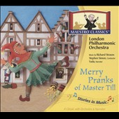 Yadu/Stephen Simon (Conductor/Composer): Merry Pranks of Master Till [Digipak] *