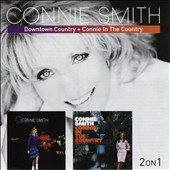 Connie Smith: Downtown Country/Connie in the Country [Digipak] *