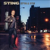 Sting: 57th & 9th [Deluxe Version][CD/DVD]