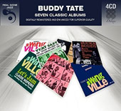 Buddy Tate: 7 Classic Albums *