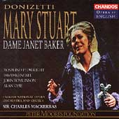 Opera in English - Donizetti: Mary Stuart / Mackerras, et al
