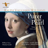 Vaughan Williams: Songs from The Poisoned Kiss (8) and other Songs and Duets - 'Purer than Pearl' / Mary Bevan, sop.; Jennifer Johnston, mez.; Nicky Spence, ten,; Johny Herford, bar.; William Vann, piano; Thomas Gould, violin
