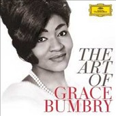 The Art of Grace Bumbry, Works by Handel, Verdi, Brahms, Schubert, Liszt, Wolf, et al / Grace Bumbry, mezzo-soprano; Various artists [8 CDs]