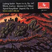 Spohr: Septet;  Andr&#233;e, Karg-Elert / Midsummer's Music