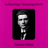Lebendige Vergangenheit - Adamo Didur